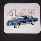 New 1987 Olds 442 Mousepad!
