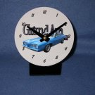 New 1973 Pontiac Grand AM  desk clock!