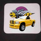 New  2005 Dodge Rumble Bee Mousepad!!