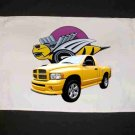 New  2005 Dodge Rumble Bee Hand Towel