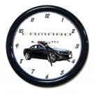 New 2012 45th anniversary Chevy Camaro Wall Clock