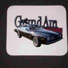 New Black 1973 Pontiac Grand Am Mousepad!