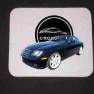 New 2005 Black Chrysler Crossfire Mousepad!!