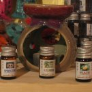 Siam Incense Oils - 3 Pack, Peppermint