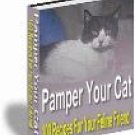 Pamper Your Cat : collection of recipes features 100 tasty treats for your cat New