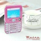 Metro Pink -  NEW HOT Dual SIM Swivel Screen QWERTY Cosmopolitan Phone New