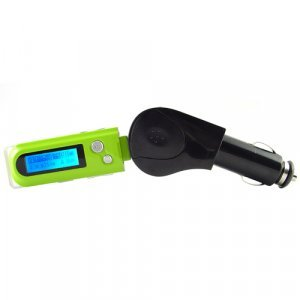 Car Kit MP3 Player and 4GB Flash Drive with FM Transmitter New