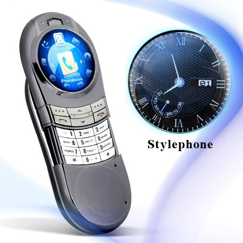 Europa Digital Quadband Dual SIM Unlocked Slide Phone New