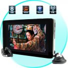 8GB MP4 + MP3 Player with FM Transmitter (3 Inch LCD) New