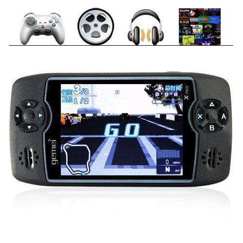 Gemei X760+ Multi Platform Portable Gaming Entertainment System New