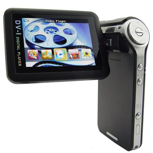 4GB PMP + DV Camcorder - 2.5 Inch Swivel Screen New