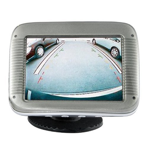 Car Rear View Parking System - Camera, Color Monitor and Sensors New