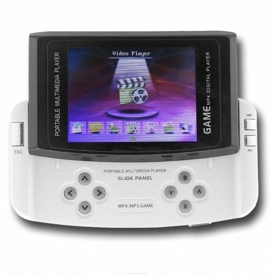 2.8 Inch Screen MP4 Player 2GB - Camera + NES Emulator New