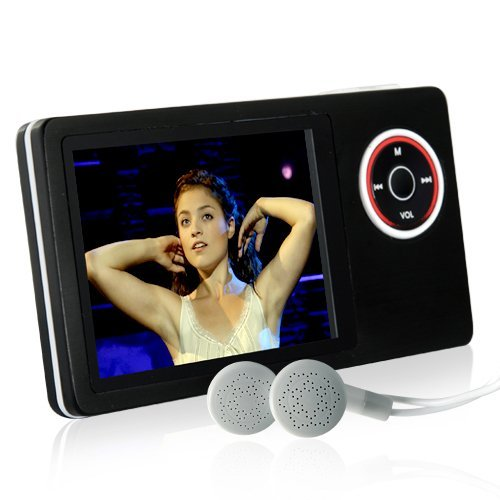 Youtube 8GB Digital Media Player (Plays MP4 + MP3 + FLV + More) New