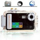 Waterproof 5MP Digital Camera New