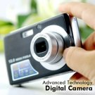 8MP Digital Camera with 3 Inch LCD Touch Panel New