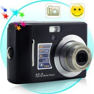 ProPix - 10MP Digital Camera (CCD + 3X Optical Zoom) New