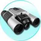 Digital Binocular Camera - 300K CMOS Sensor + 8MB Memory New