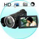 1080P HD Camcorder with Touchscreen and 5x Optical Zoom New