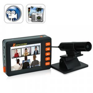 Camera and DVR with Motion Detection Recording New