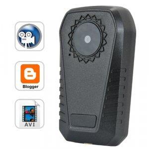 Videoclipper - Handsfree Mini Video Camera (Clip-on) New