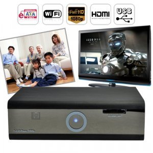 Youtube Ready 1080P Full HD Media Player New
