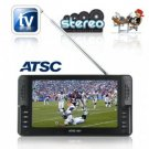 Handheld 7 inch Digital TV for North America (ATSC) New