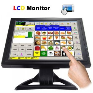15 Inch Touchscreen LCD with VGA New