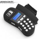 Bluetooth Car Kit (Hands Free, Caller ID, FM Transmitter) New