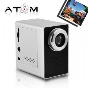 The Atom - Ultra Mini Projector New