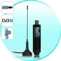 DVB T Receiver USB Dongle New