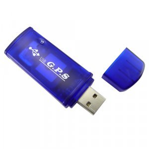 GPS Receiver USB Adapter for Computers (Netbook, Laptop, UMPC) New