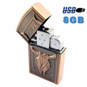 USB Flash Drive Lighter (8GB Edition) New