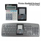 Wireless Keyboard + Touch Pad New