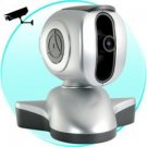 IP Surveillance Camera with Angle Control and USB Webcam Server New