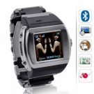 Terminal - Quad Band Touch Screen Watch Cell Phone New