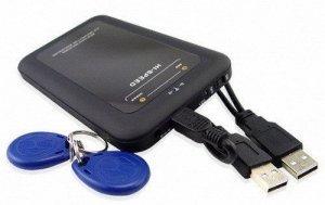 RFID Security 2.5 Inch SATA HDD Enclosure New