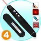 Wireless Presentation Laser Pointer + USB Receiver New