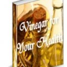 Vinegar for Health