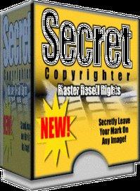 Secret Image Copyrighter New