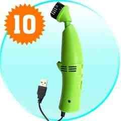 10pcs+ Mini-Vacuum Cleaner for Keyboards x 10 New