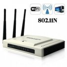802.11N Wireless Router - 300Mbps (3 Antennas Edition) New
