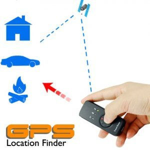 GPS Receiver + Location Finder + Data Logger + Photo Tagger New