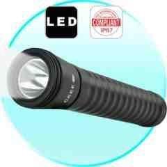 FlashMax G179 - Waterproof CREE LED Flashlight 00 mm) New
