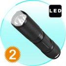 FlashMax G181 - CREE LED Pen Flashlight (100 mm) x 2 New