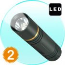 FlashMax G180 - CREE LED Pocket Flashlight (100 mm) New