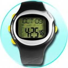 Exercise Watch - Pulse + Calorie Reader New