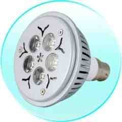 5W White Spotlight LED Light Bulb with Bayonet Base New