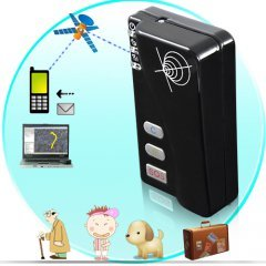 GPS Tracker Deluxe (Two Way Calling + SMS Functions) New