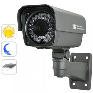 The Watchtower - CCTV Security Camera with SONY Interline CCD New
